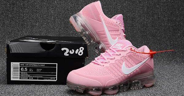 Nike Air VaporMax KPU 2018 Women Pink | Zapatillas mujer