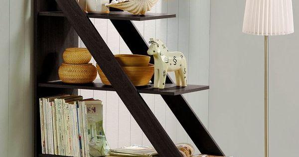 Diy Room Divider Shelf Possible Triangle Shelving Wall Glass Block