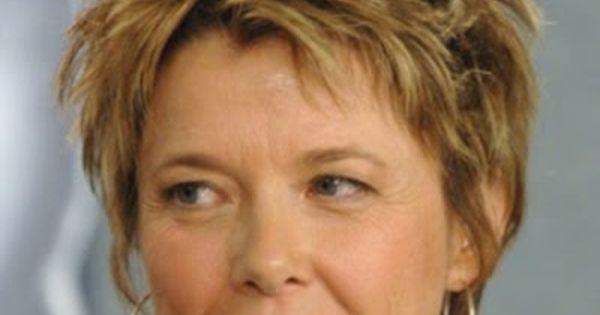 Coiffure cheveux courts pour femme 50 ans coupe femme 50 - Femmes 50 ans et plus ...