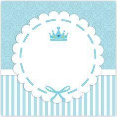 Principito Etiqueta Baby Shower Labels Congratulations Baby Baby Scrapbook