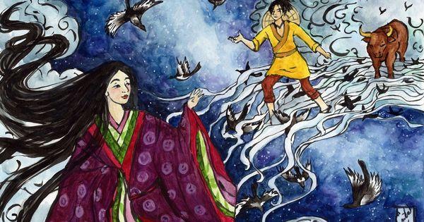 tanabata legend story