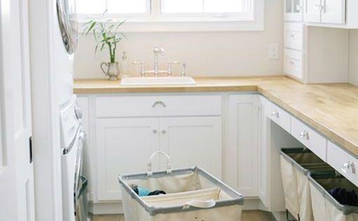 Zonas de lavado y planchado en cuartos anexos el cuarto for Cuarto de la colada