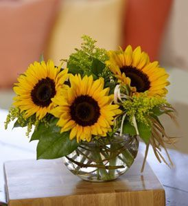 Sassy Sunflowers Sunflower Floral Arrangements Sunflower Centerpieces Sunflower Arrangements