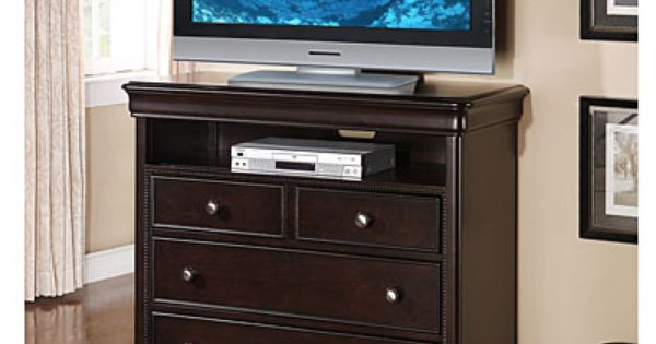 Trent Media Chest At Big Lots Furniture Pinterest