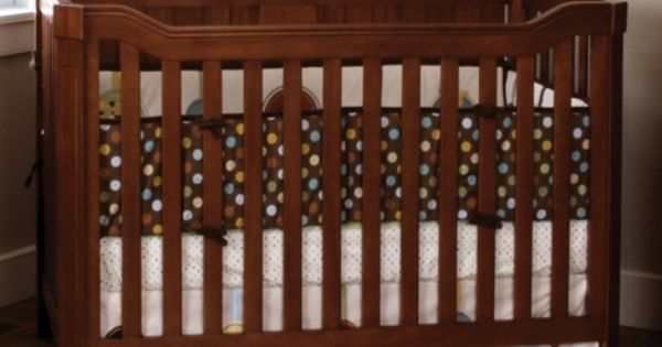 For Little Man In A Dark Wood With Conversion Kits If Possible Baby Boy Cribs Baby Cribs