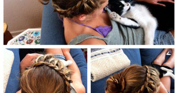 wrap around Braid Hair  http://braidhair521.blogspot.com