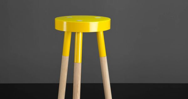 Tim Webber Design yellow jaune amarillo