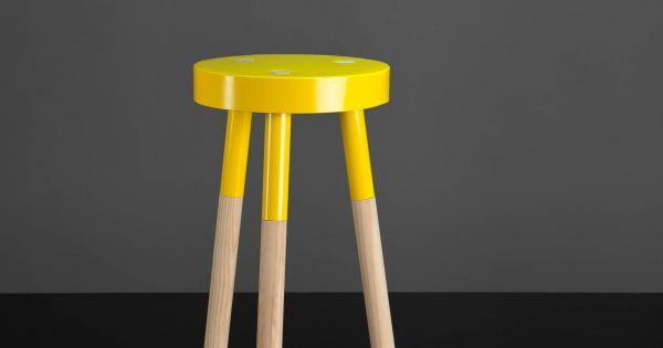 Tim Webber Design yellow jaune amarillo