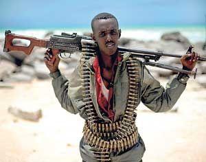 In The Heart Of Somali Piratedom Somali Pirates Somalia