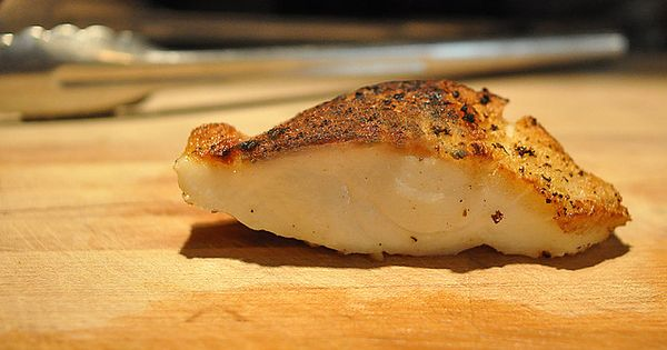 Pastor Ryan's Bronzed Sea Bass with Lemon Shallot Butter | Recipe ...