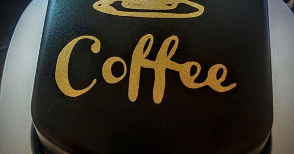 keurig coffee vinyl decal