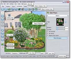 Realtime Landscaping Plus Garden Design Software Garden Design Landscaping Software Free