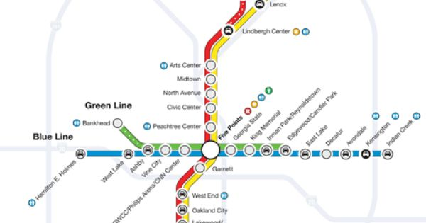 Marta schedules and maps rail schedules or route for Dixie motors savannah ga