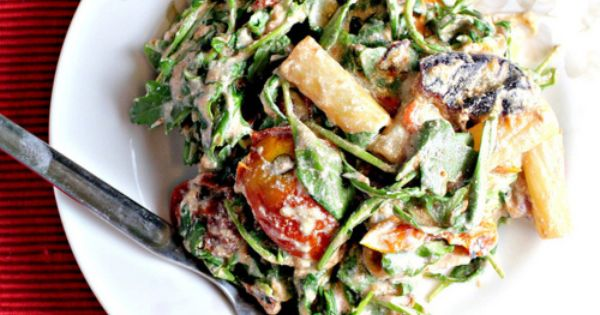 ... Figs, and Arugula. | Pasta | Pinterest | Roasted Tomatoes, Figs and