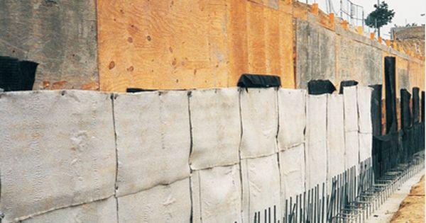 Carlisle Coatings Waterproofing Bentonite Clay Waterproofing Image Proview Urban Architecture Bentonite Bentonite Clay