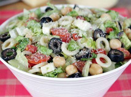 Italian Salad Recipe - ZipList