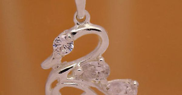 Solid Sterling Silver Pendant H2O Just Add Water Mermaids Rikki Emma Cleo Waves 925 Hallmark Incredible Charm Stylish Handmade Handcrafted