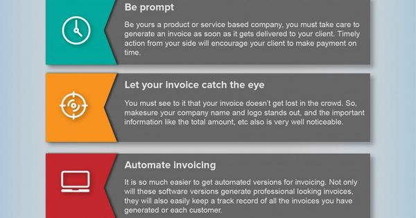How to make an effective invoice Retail Technology Pinterest - when invoice is generated