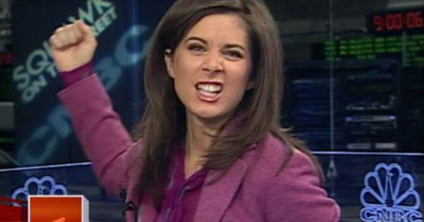CNN Pinterest: Erin Burnett, CNN