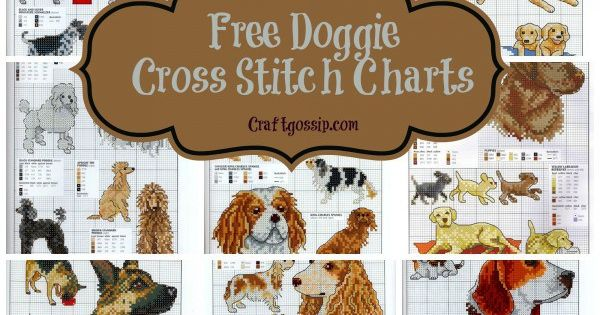 free-dog-cross-stitch-charts-puppy-terrier-bull-shepard ...