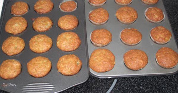 cuisine chic et simple muffins aux bananes recettes en. Black Bedroom Furniture Sets. Home Design Ideas