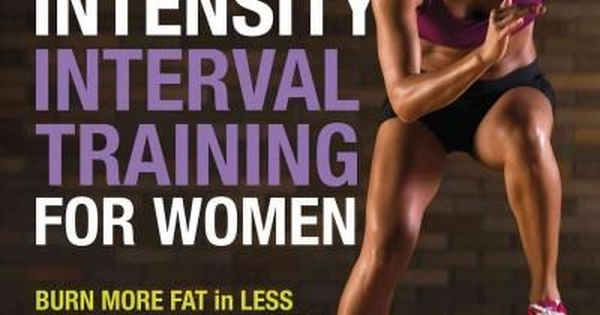 High Intensity Interval Training for Women: Burn More Fat ...