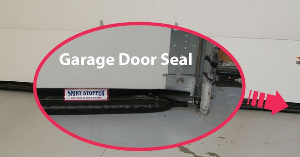 The Ultimate Garage Door Seal And Threshold Seal Remodel