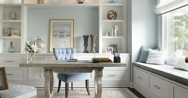 Professional Office Decorating Ideas transitional home