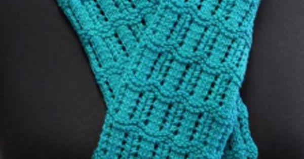 Summer Scarf in Cascade Ultra Pima - Digital Version Free Knitting Patterns...