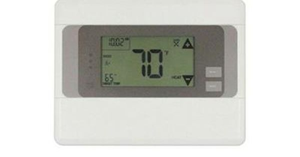 2gig Ct 100 Z Wave Programmable Thermostat Product View