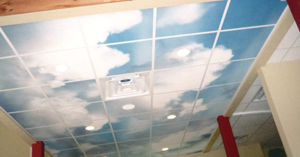Kitchen Ceiling Stainglass Lights Ceiling Art Ceiling