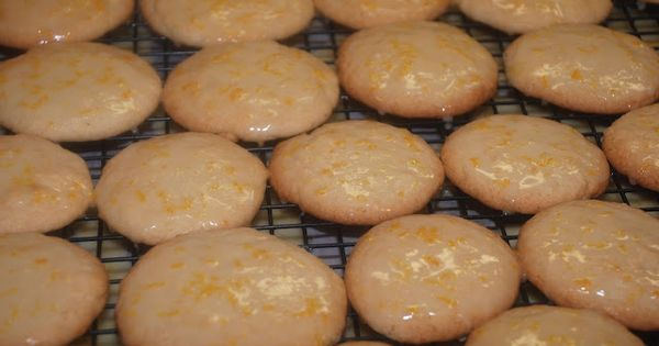 Tomatoes on the Vine: Glazed Citrus Doodles | Cookie Recipes ...