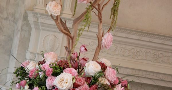 Pink Wedding Flowers At Graydon Hall Toronto I Ll Spend Forever Wondering If You Knew I Was