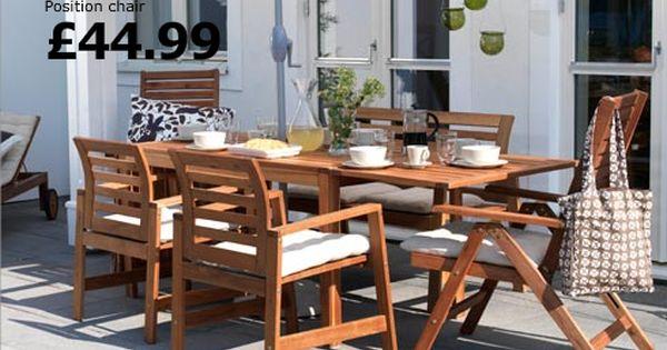 ikea outdoor furniture applaro backyard pinterest backyard