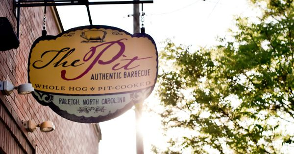 The Pit - Authentic BBQ | I ♥ Calling North Carolina Home ...