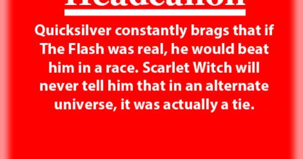 Bland Marvel Headcanons [New]