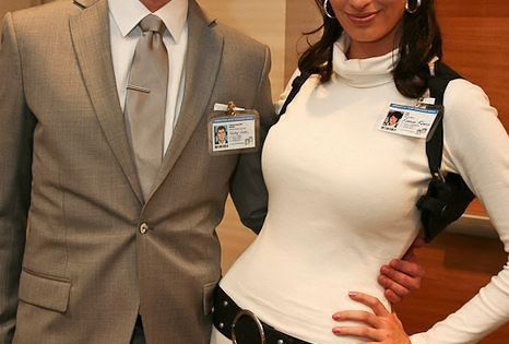 Sterling & Lana Kane (Archer) | Community Post: 25 Couples Costumes Inspired
