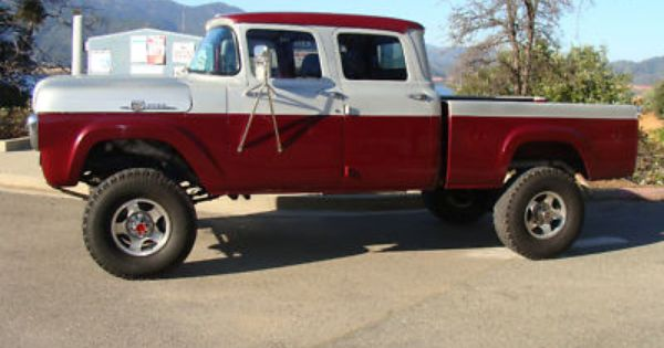 60 f250 crew 4x4 my garage pinterest 4x4 ford and. Black Bedroom Furniture Sets. Home Design Ideas