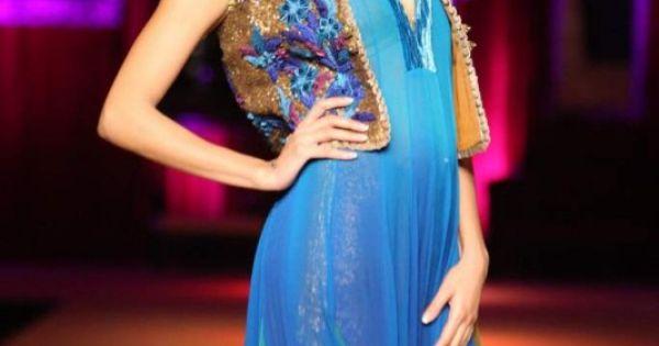 Diandra Soares in Manish Malhotra | My Style | Pinterest | Manish, Bald women and Buzzed hair