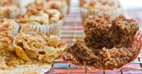 Img 8257 Our Panera S Gluten Free Dream Day Apple Crunch Muffin With Images Inflammation Diet Recipes