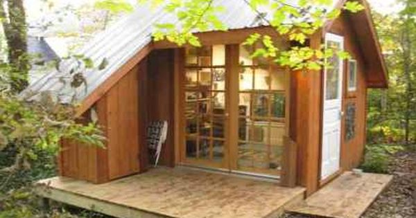 Cathy Johnson's Art-Shed/Shedworking Studio