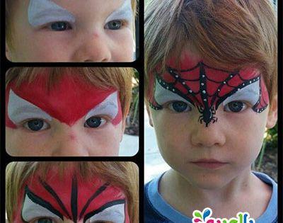 افكار لرسم الوجه للأطفال خطوة بخطوة تعليم رسم الوجه للاطفاال بالعربي نتعلم Face Painting Easy Face Painting Kids Face Paint