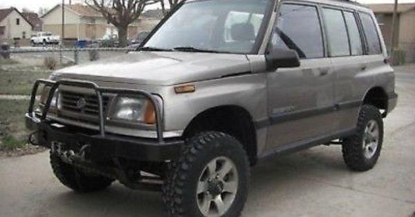For 89 98 Geo Tracker Suzuki Sidekick 2wd 4wd 2 Coil Lift Kit Lift Kits Suzuki Tracker
