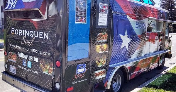 Puerto Rican Food Truck Vendors In Chicago