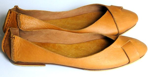 handmade leather shoes by ELF