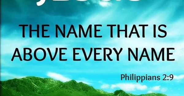 all names in the bible in russian The bible is about jesus  types and titles are given to the lord jesus in all the books here  the name above all names (philippians 2:9).