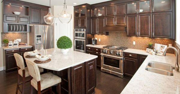 Pulte homes kitchen designs pinterest pulte homes