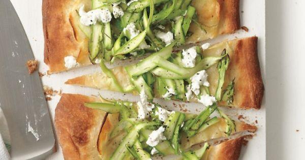 Flatbread recipes, Pizza and Fresh on Pinterest