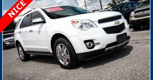 2015 Chevrolet Equinox Ltz 7 489 Off Whoa Yes You Read That