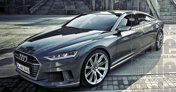 Neue Audi 2017 2018 2019 2020 2021 Und 2022 Audi